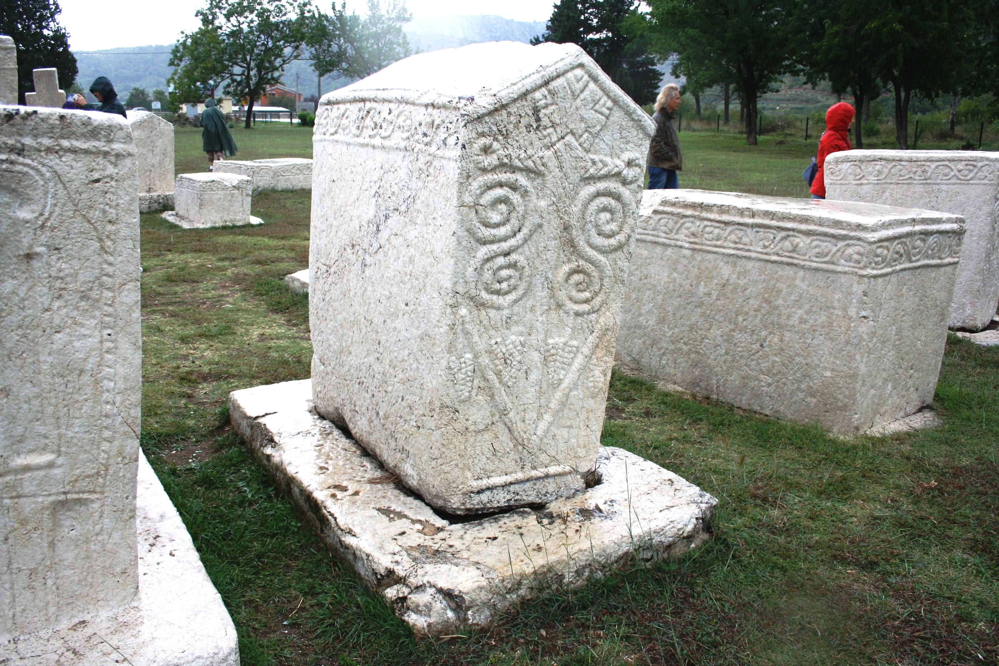 Stone Stecaks, Stolac