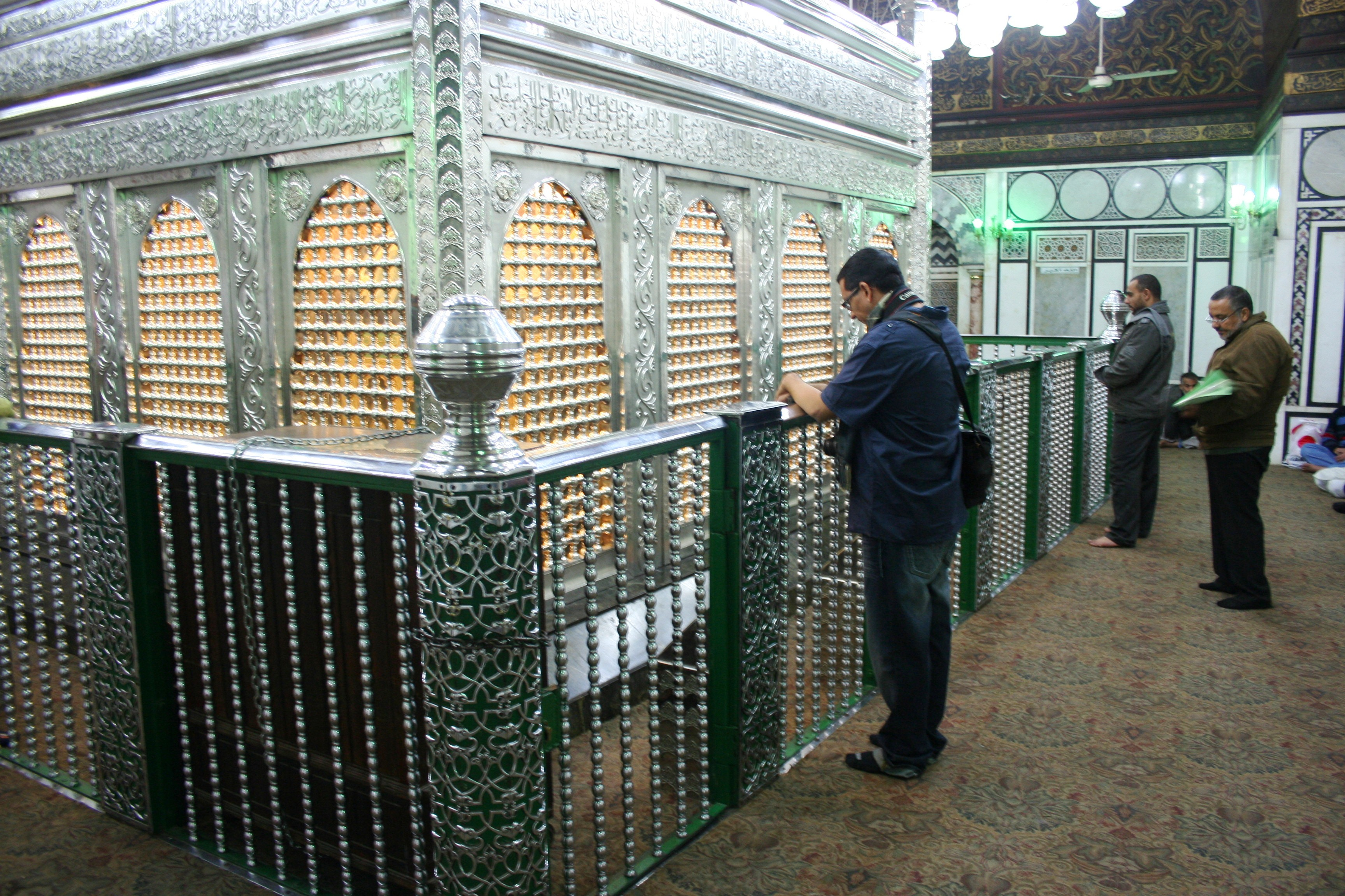 Sanctuary of Al-Hussein Mosque