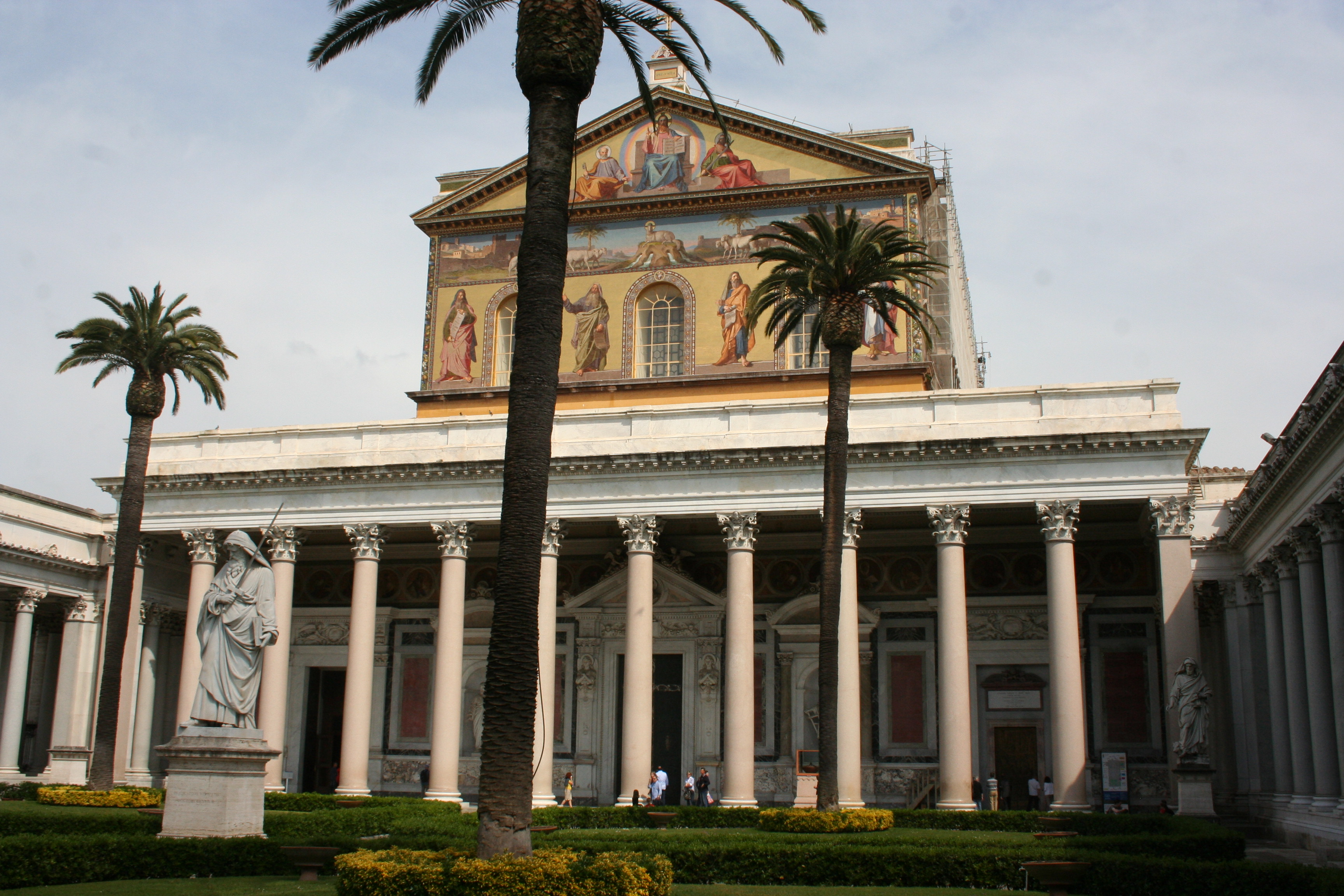Basilica of St Paul, Rome