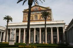 Basilica of St Paul, Rome