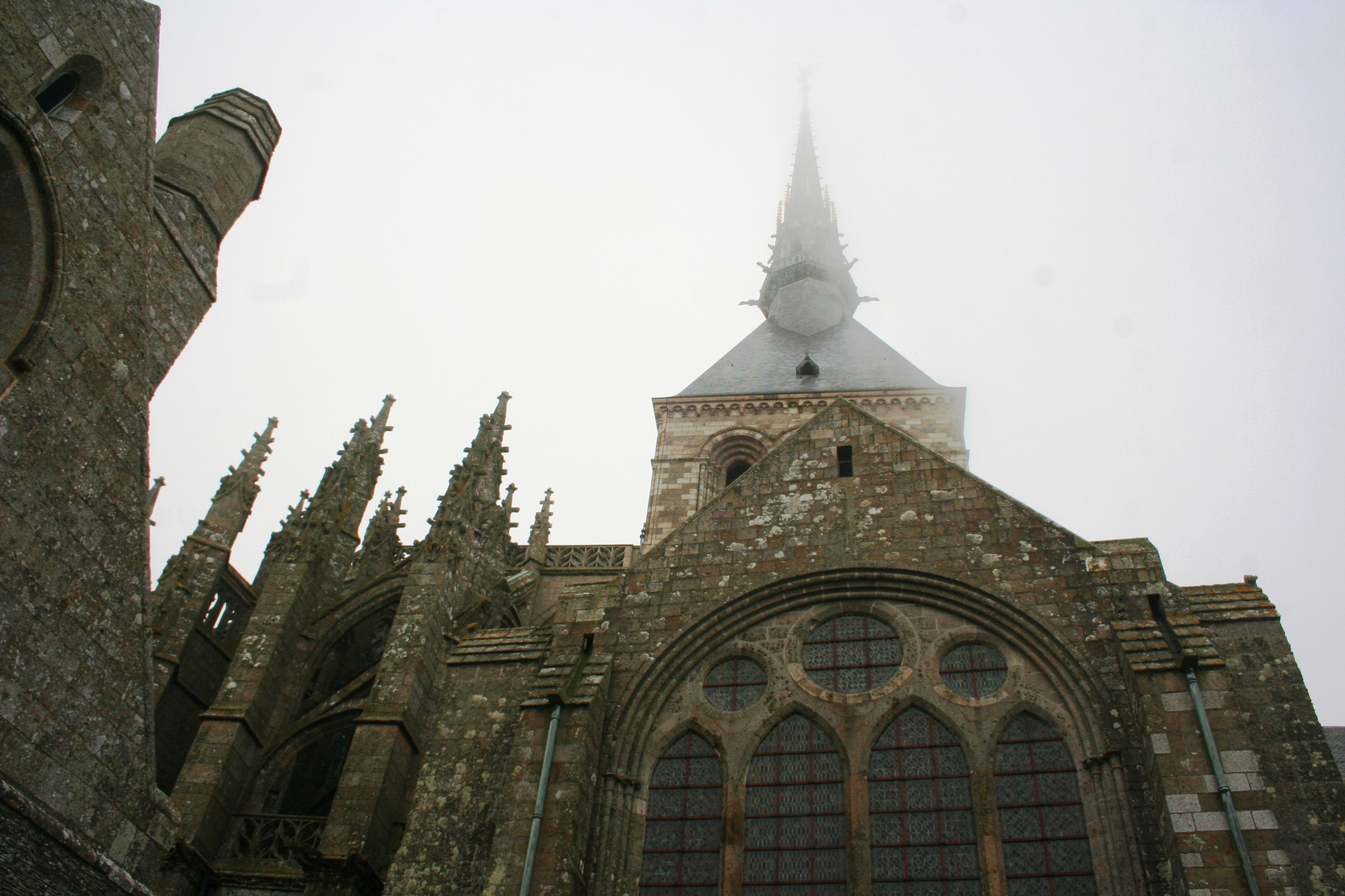 Mont St Michel Abbey Apex