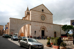 Basilica of St Clare of Assisi
