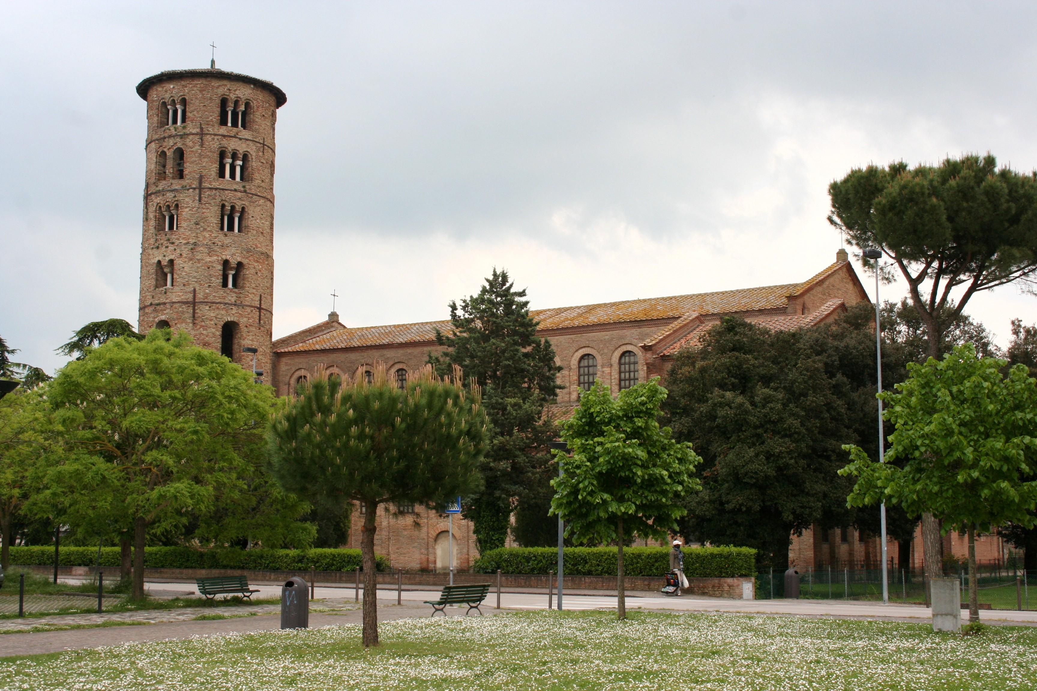 Sant Apollinare in Classe, Ravenna