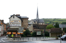 Town of Les Andelys