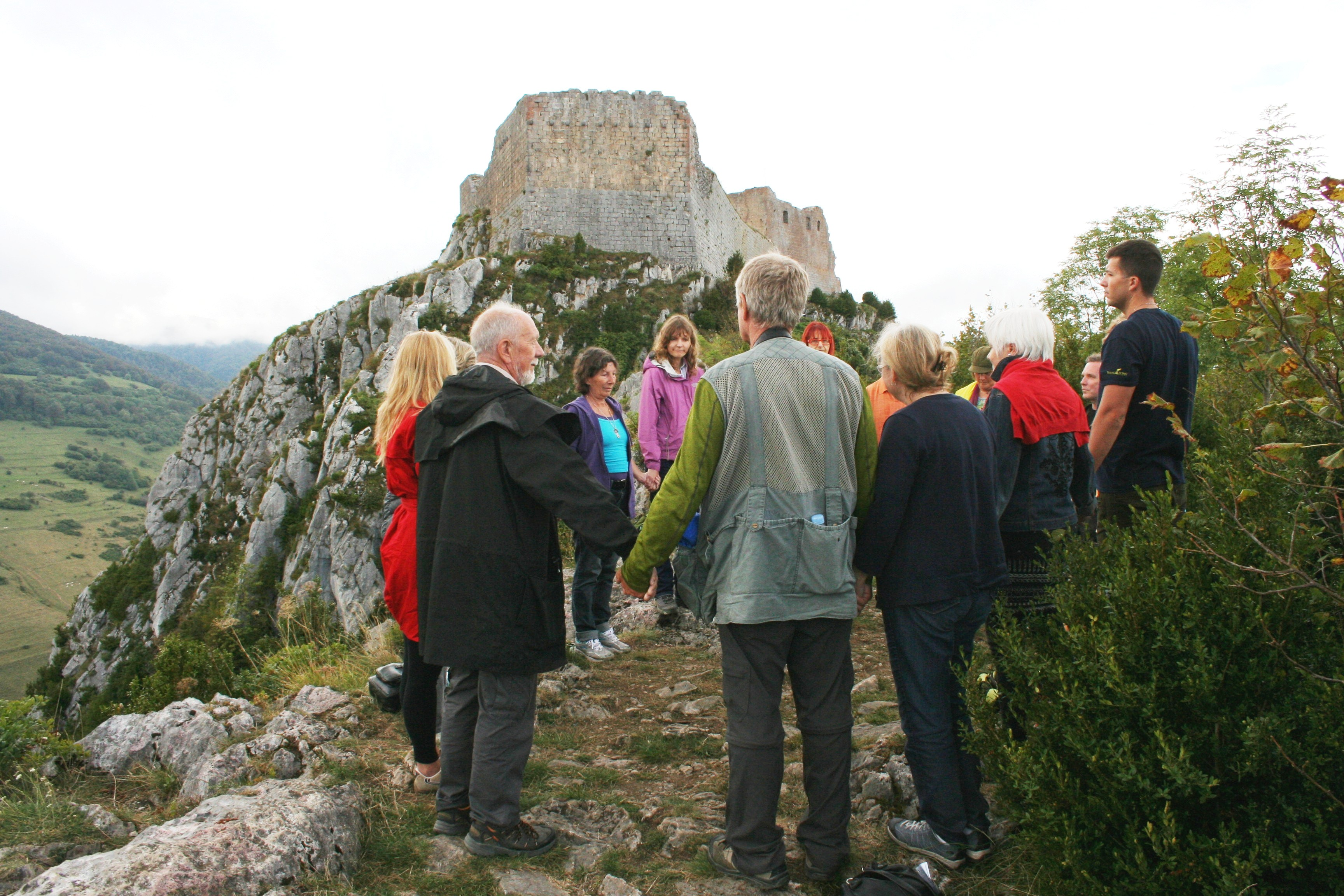 Montsegur Ceremony