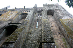 Mont St Michel Abbey Apex