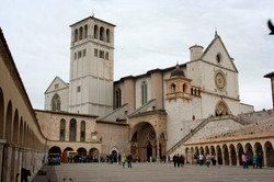 Basilica of St Francis of Asissi