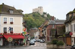 Chateau Gaillard in Les Andelys