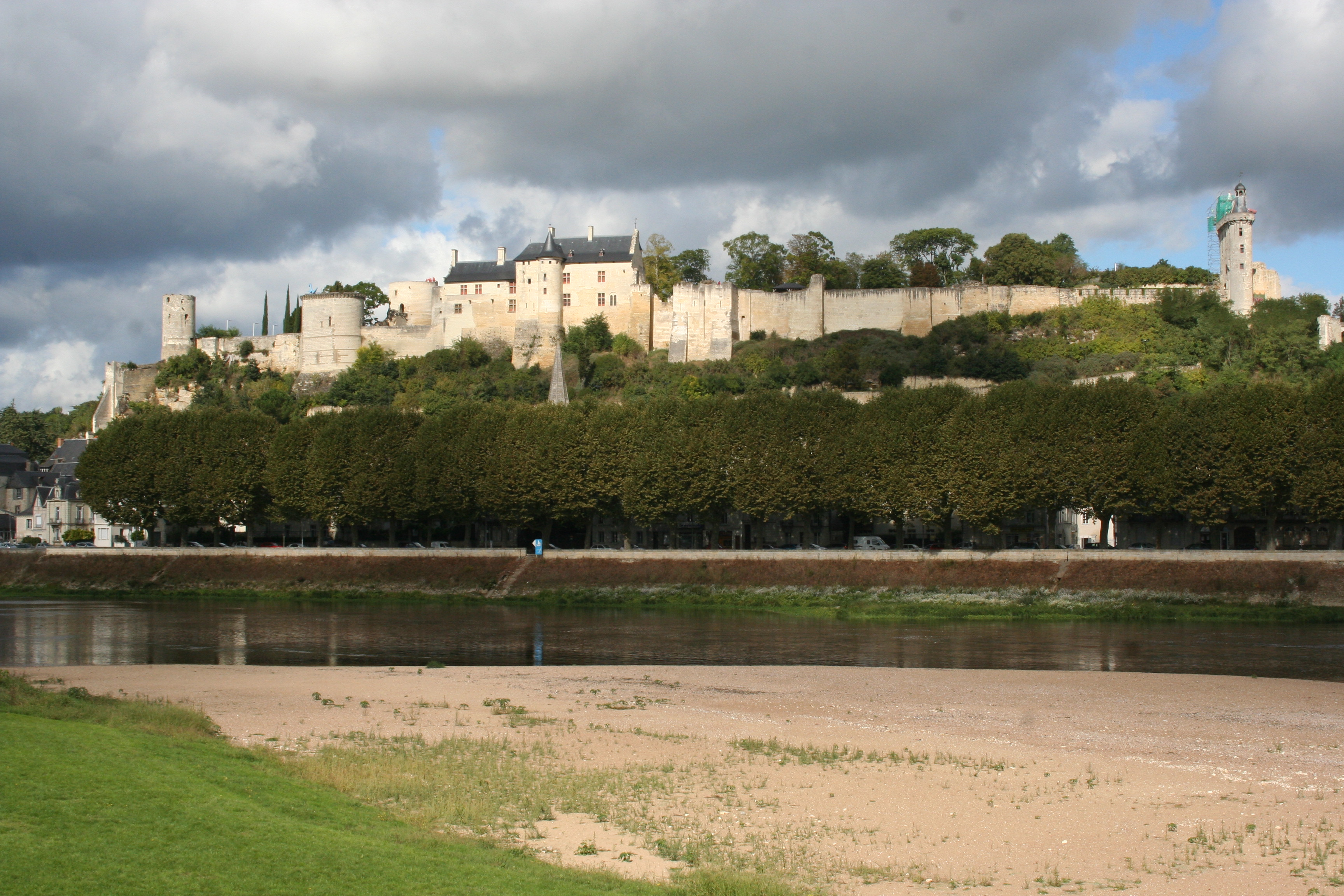 Chateau of Chinon