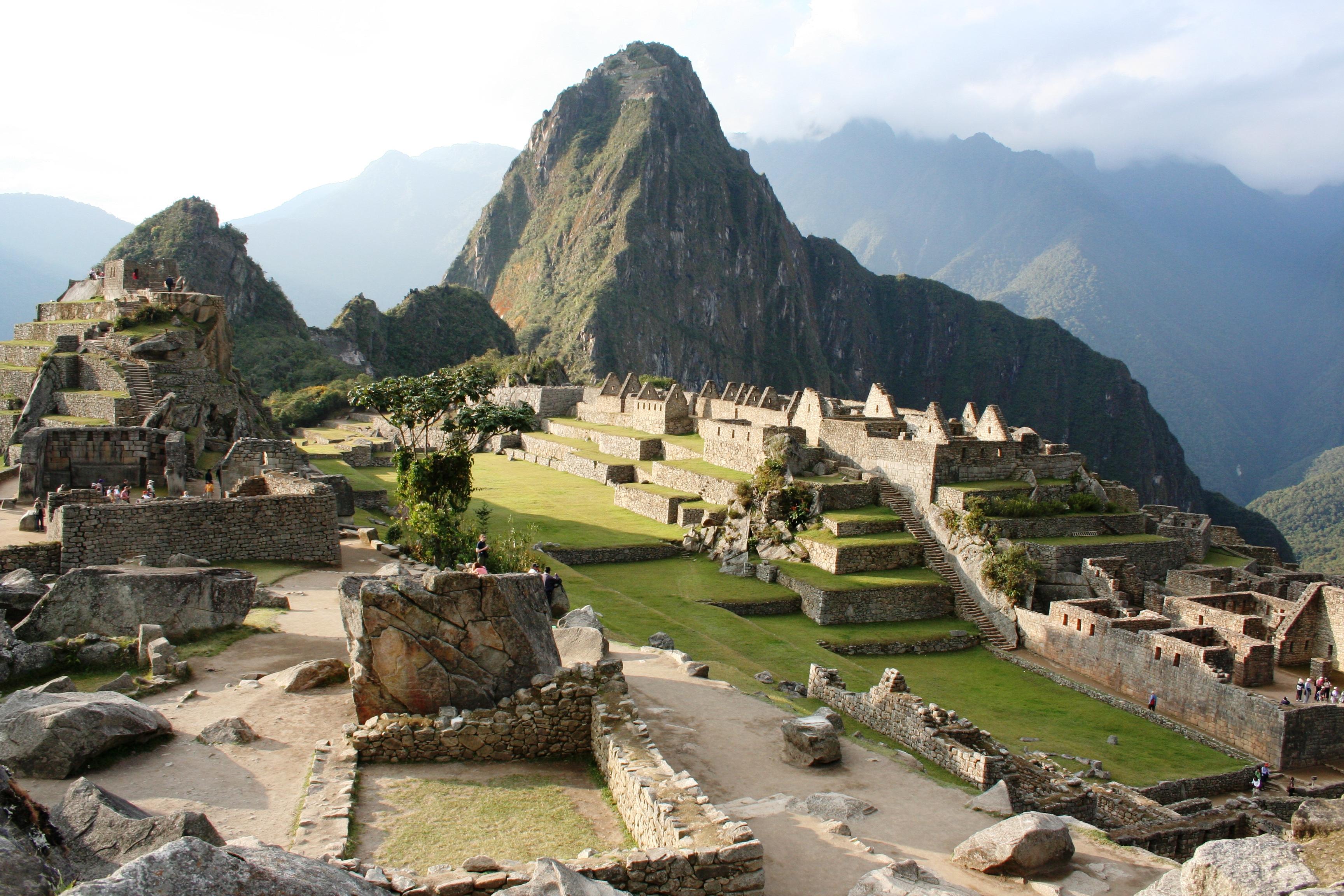2006 - Ecuador & Peru