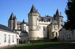 Chateau of Saumur