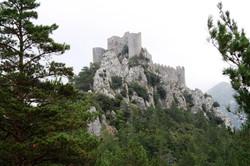Cathar Castle Puilarens