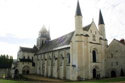 Fontevraux Abbey