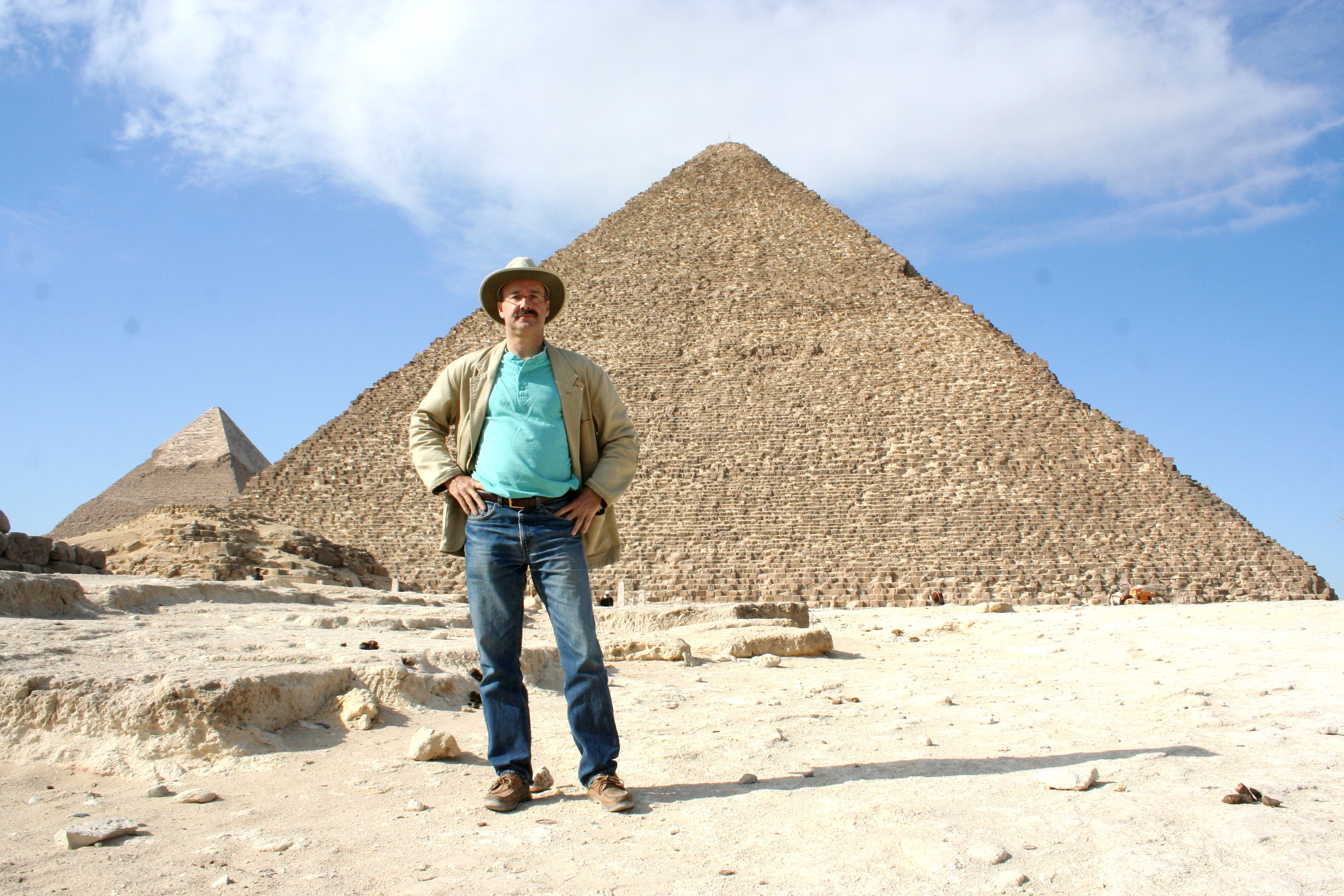 The Great Pyramid on 12/21/12