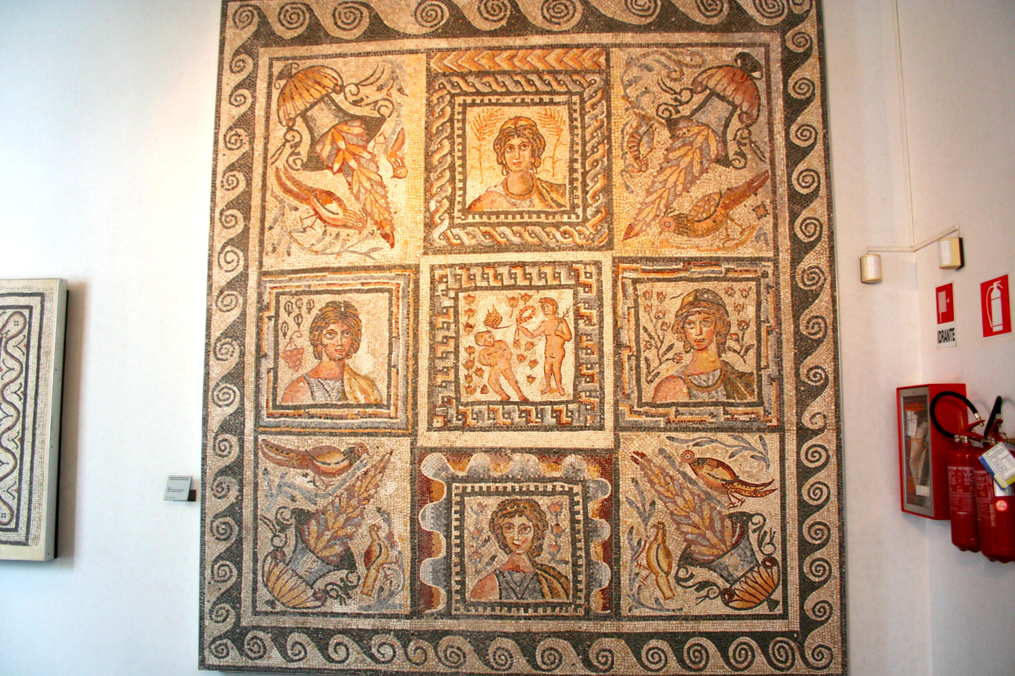 Mosaic Home Decoration