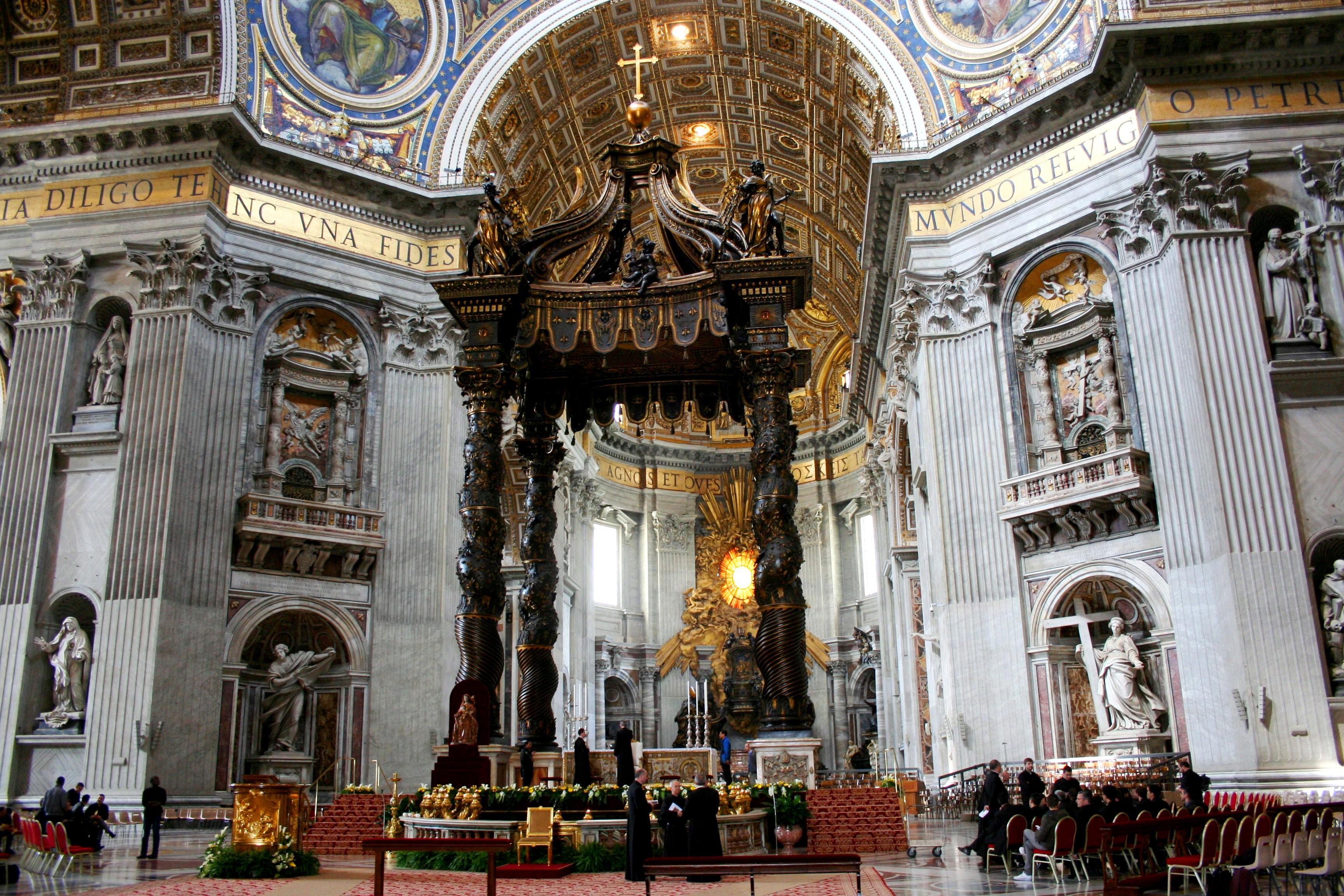 The Vatican Altar