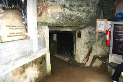 Inner Entrance to the Tunnels