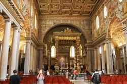 Santa Maria Maggiore Altar