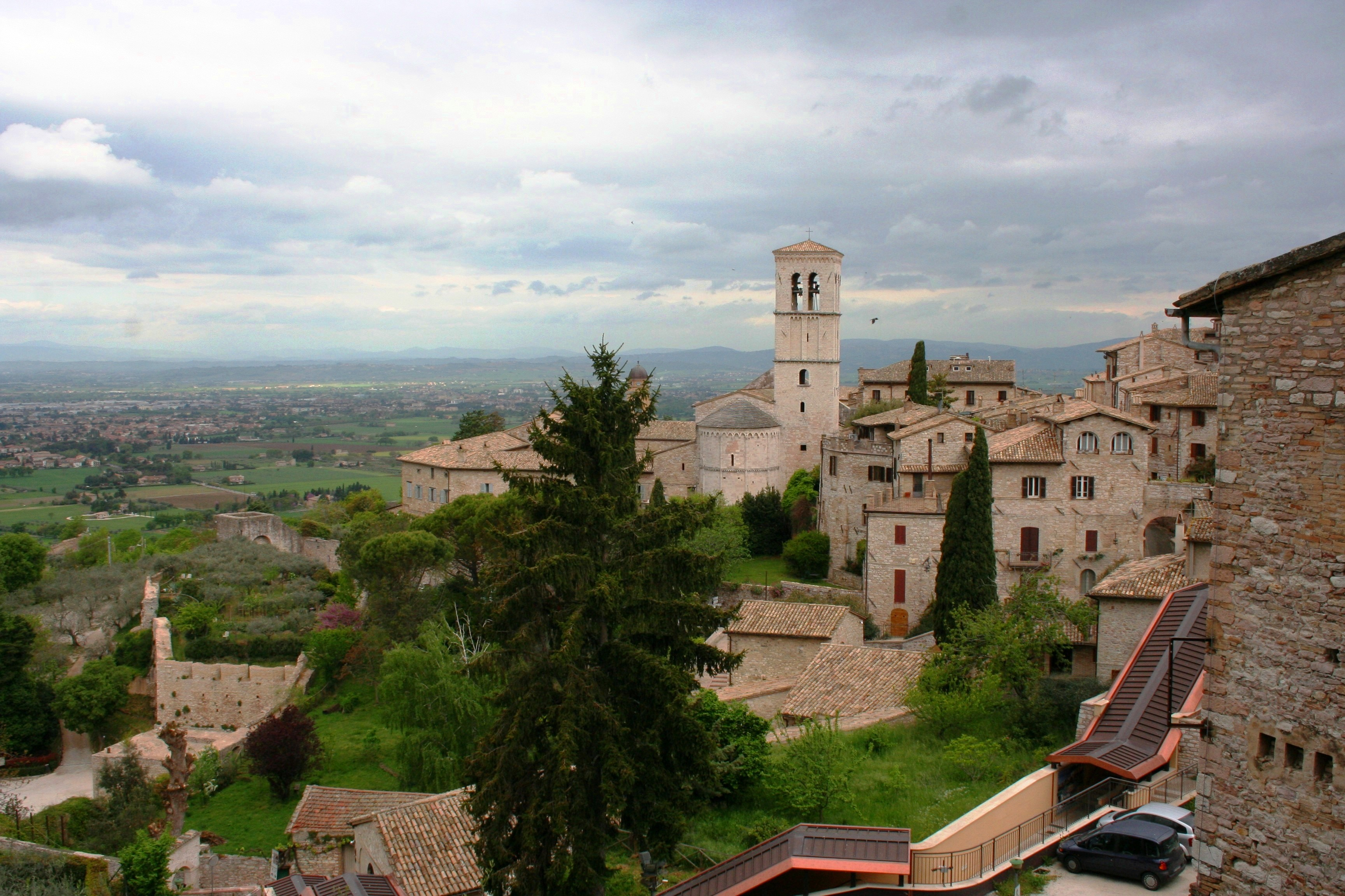 Assisi & Countryside