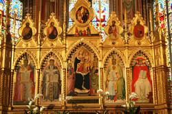 Santa Croce Altar Piece