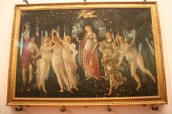 La Primavera by Botticelli