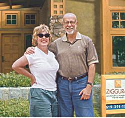 Bob and Gretchen Warwick
