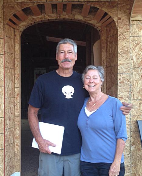 Doug and Judy Clarke