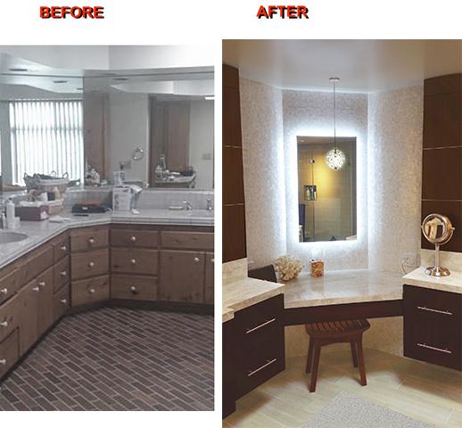 M Bath Vanity Comparison
