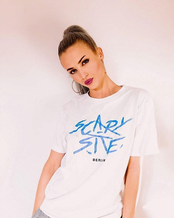 Scary Site Girls Berlin Blue Season Shirt