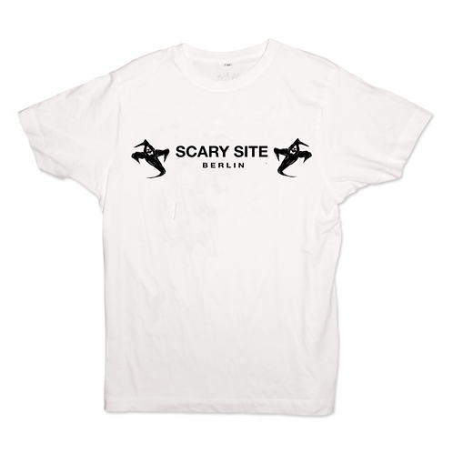 Scary Site Ghost Tee White | 34,90 |