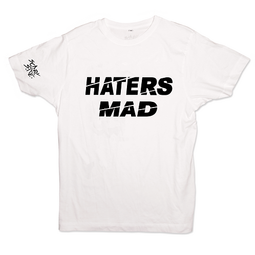 Scary Site Haters Mad Shirt White | 34,90€ | SOLD OUT