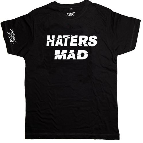 Scary Site Haters Mad Shirt Black | 34,90€ | SOLD OUT