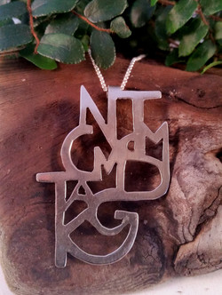 Custom Loved Ones Necklace