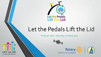 Lift the Lid - Mel's 24 hours Bike Ride