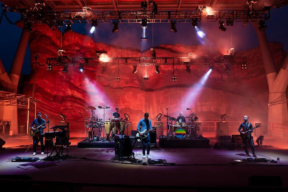 Lotus Red Rocks