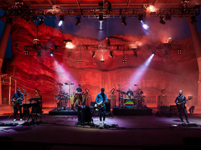 Lotus Kicks Off 2021 Red Rocks Season With Sold-Out, Four-Night Run