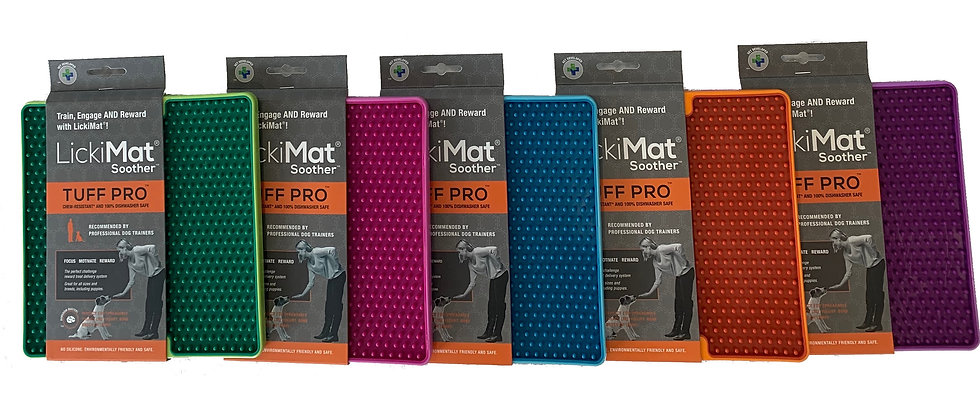 Licki Mat Pro Tough Series Limited Edition!