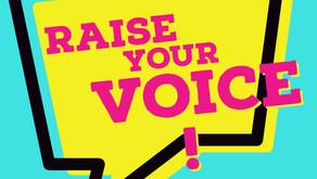 BE THE VOICE OF FZN RADIO