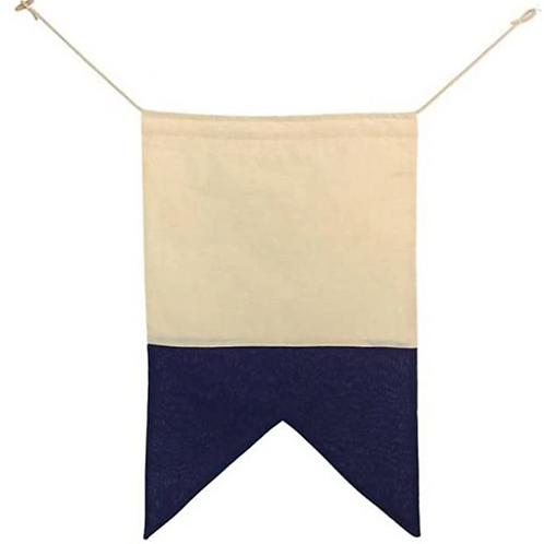 Hampton Nautical Letter A Nautical Cloth Alphabet Flag