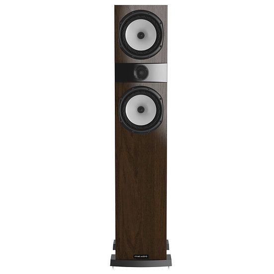 Fyne Audio F303 walnut front