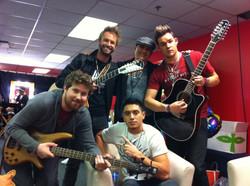 Ken & American Idol Season 10 Guys