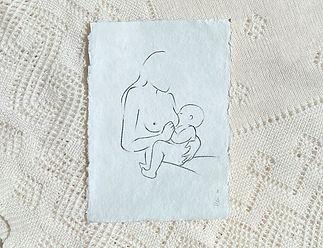 Breastfeeding by Carole Matthijsse.jpg