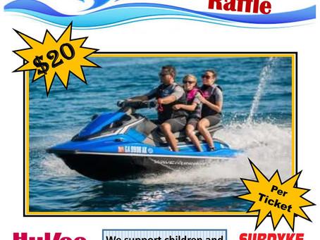 Waverunner Raffle