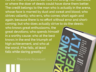 Daring Greatly - A Discussion - Week 1