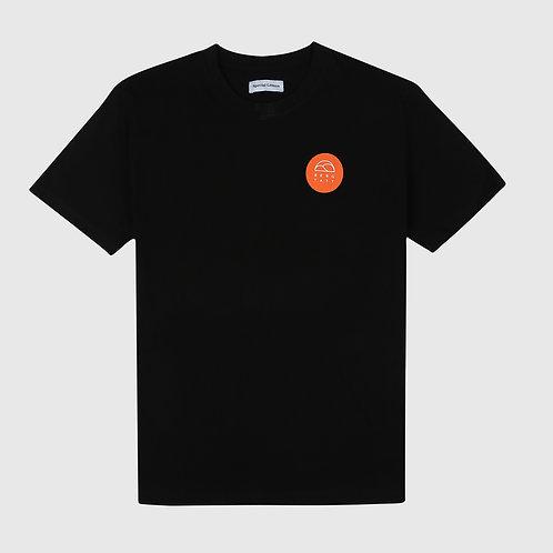 T-skjorte Svart Unisex