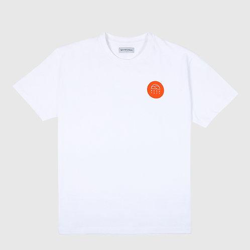 T-skjorte Hvit Unisex