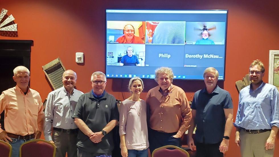 ILT Fall Board Meeting