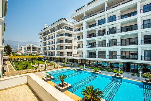 Toprak Palase: новый жилой комплекс премиум-класса в 50 м от моря (Каргыджак)