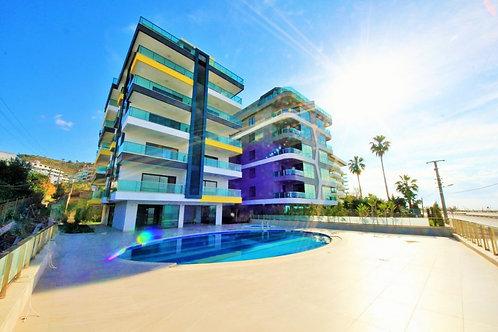 Новые апартаменты 1+1 элит-класса на 1 линии моря