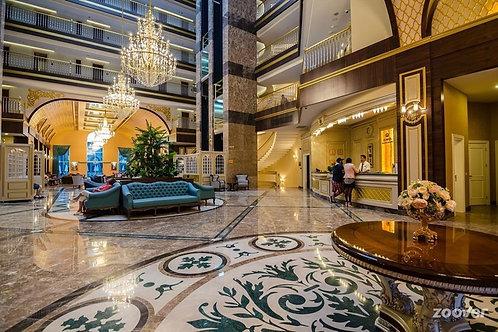 Пятизвёздочный отель роскошной концепции на 1 линии моря